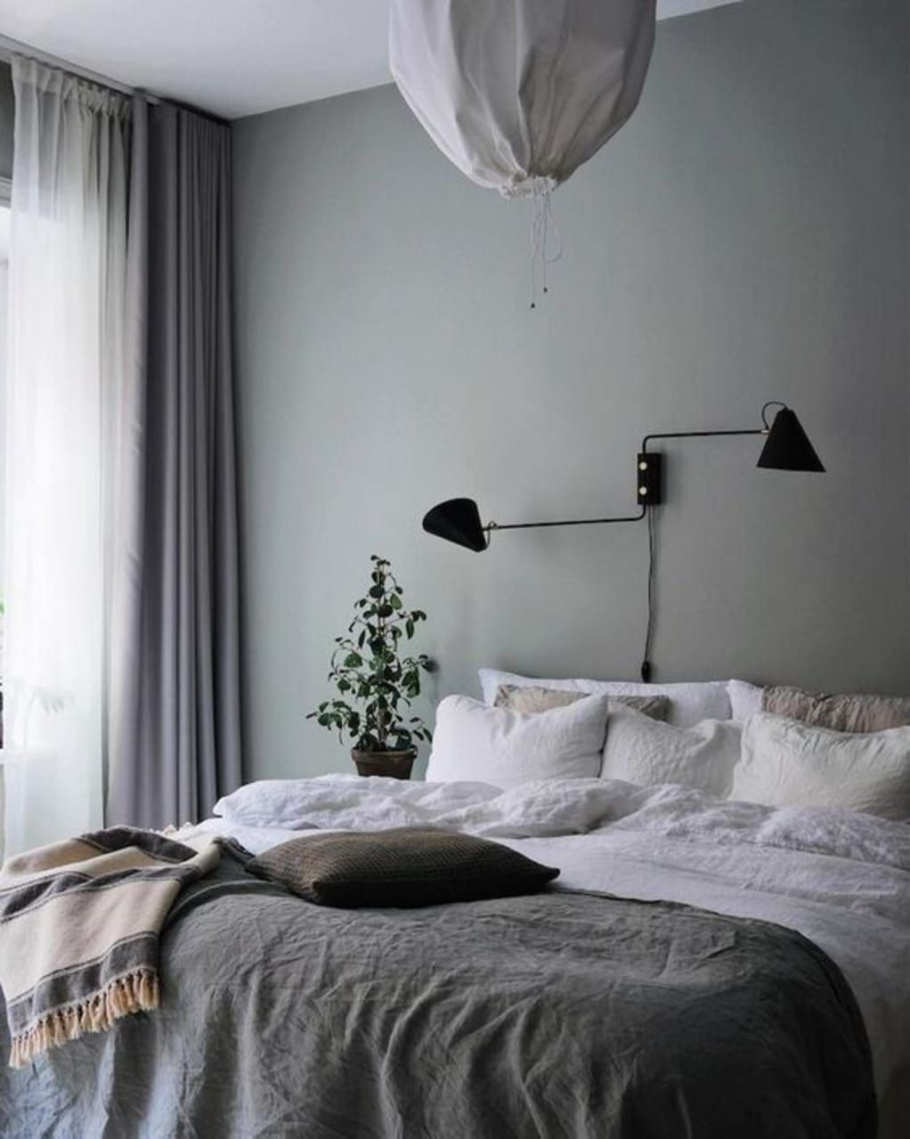 """alt=""""decoração de inverno - cortina"""""""