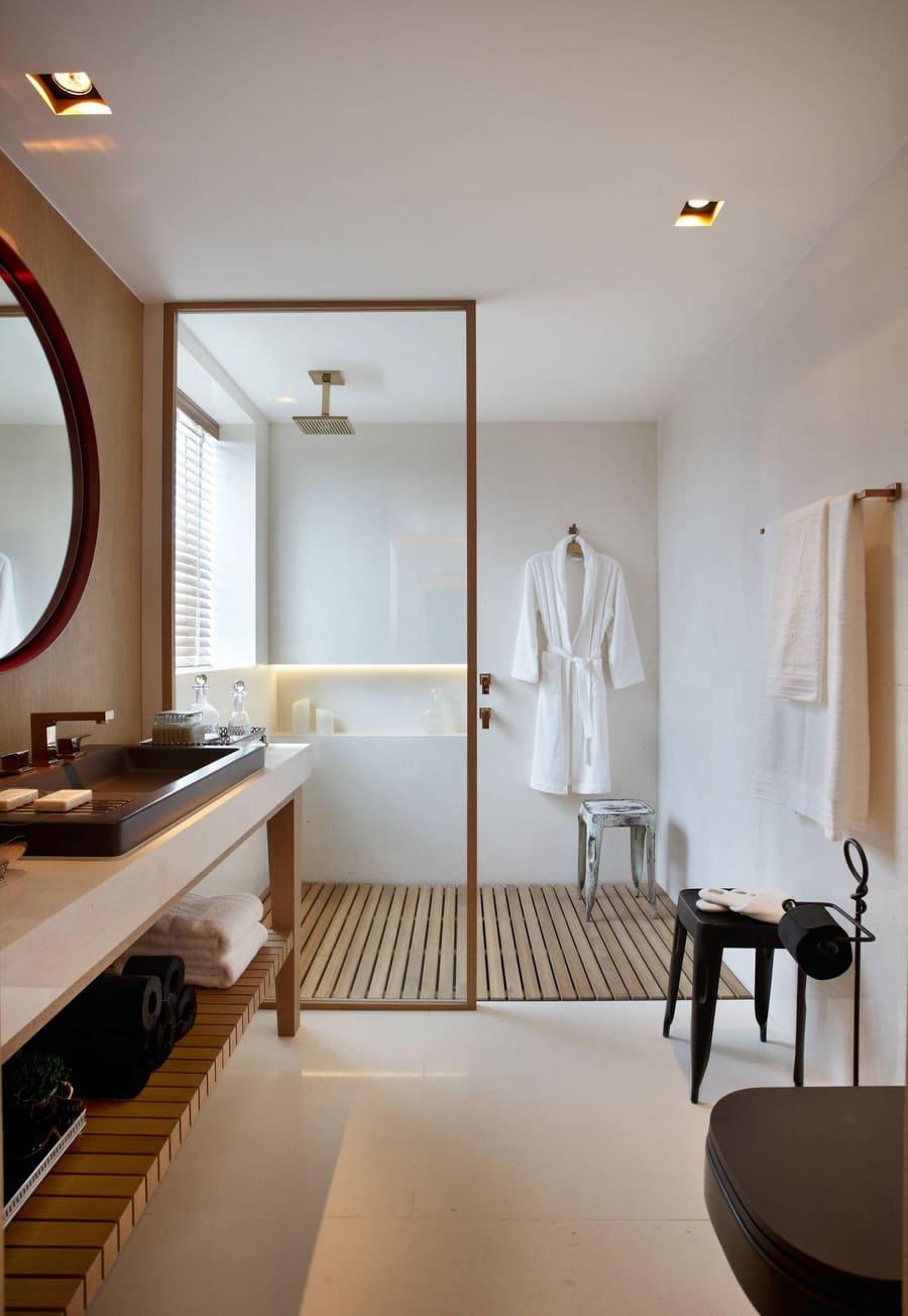 """alt=""""banheiro spa toalhas"""""""