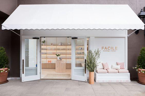 arquitetura pode ajudar no sucesso do seu negócio: fachada