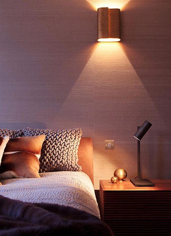 casa aconchegante: iluminação