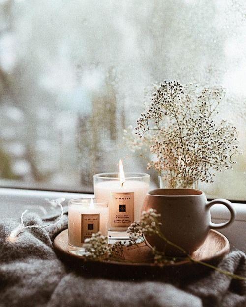 casa aconchegante: velas perfumadas
